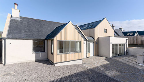 New Build Findhorn