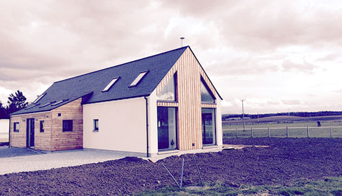 New Build Muirside Steading